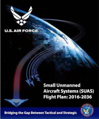 USAF report cover graphic
