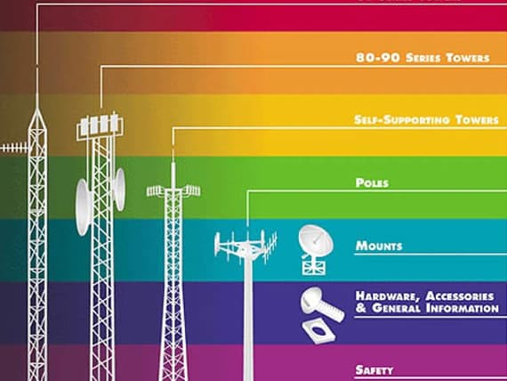 Cellular towers graphic: JDA Journal