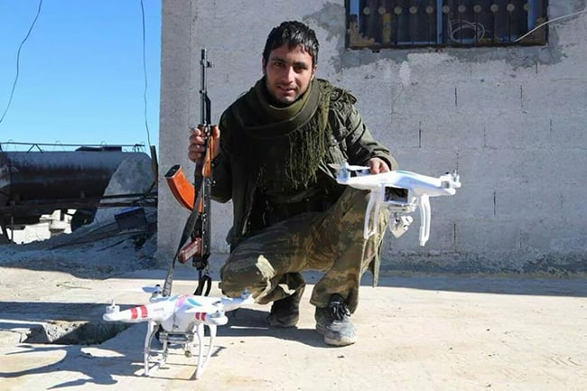 ISIS Gets A Drone