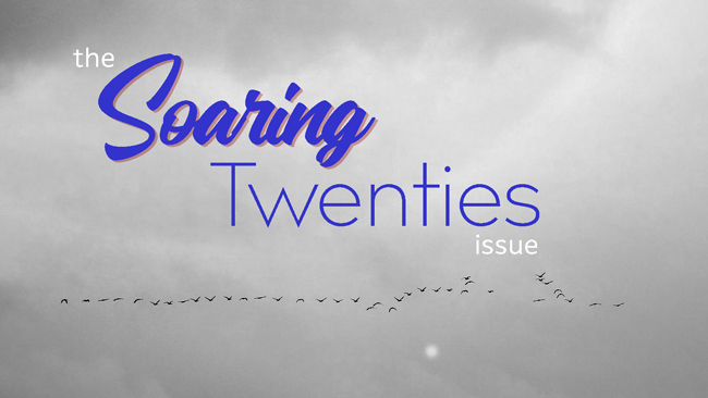 The 'Soaring Twenties' issue of Dronin' On 12.21.19