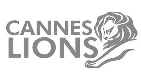 Logo for Cannes Lions festival