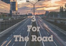 type 3 for the road superimposed over treated road photo