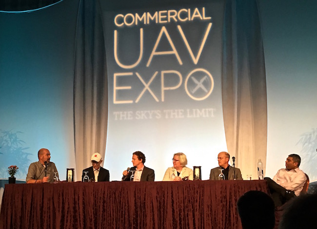 The Commercial UAV Expo Report from Dronin' On 11.05.16