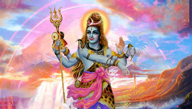 Shiva, Lord of Destruction - courtesy Astrogems
