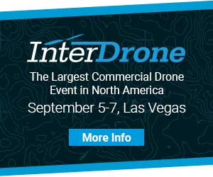 Ad for InterDrone